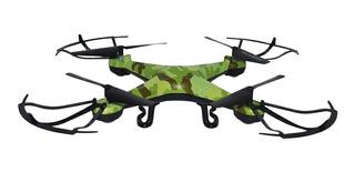 Drone Con Cámara Hd + Control Remoto Cuadricoptero Infantil