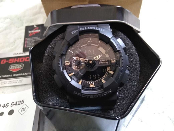 Relógio Casio Gshock Ga 110 Original Garantia