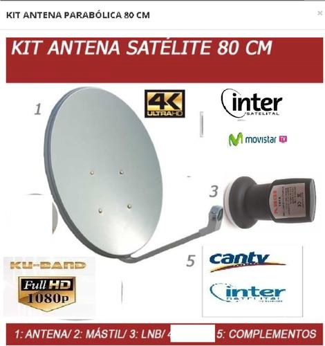 Antena Inter Satelital