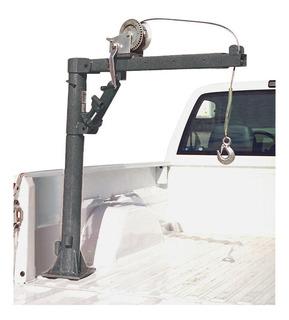 Grua Pick Up Camioneta 1/2 Tonelada Cable Winch Msi