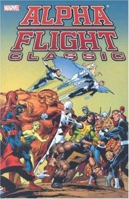 Alpha Flight Classic: Vol  1 Al3