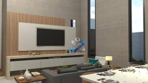 Casa Com 3 Dormitórios À Venda, 149 M² Por R$ 700.000,00 - Condomínio Terras Do Vale - Caçapava/sp - Ca0939