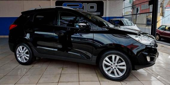 Hyundai Ix35 Gls 2.0 Flex Automática Multímida Couro Rodas