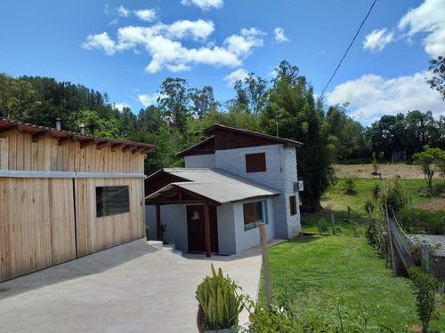 Casa Para Venda Em Rolante, 2 Dormitórios, Sala, 2 Cozinha, - 100051