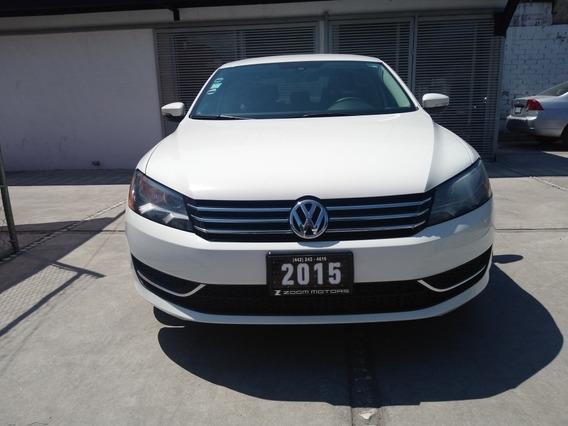 Volkswagen Passat Confortline 2.5 2015