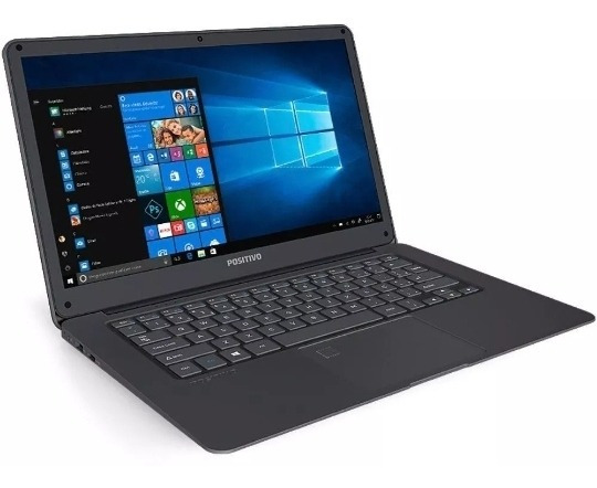 Notebook Positivo Motion Plus Q432a Tela14 32 Gb 4gb Ram