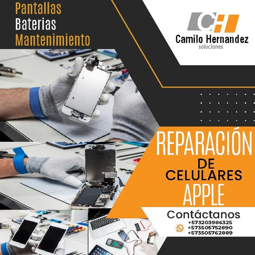 Reparacion De Equipos Apple En Colombia