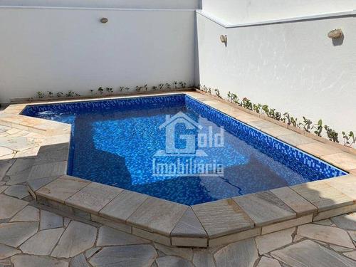 Imagem 1 de 26 de Casa Com 3 Dormitórios, 250 M² - Venda Por R$ 950.000,00 Ou Aluguel Por R$ 4.800,00/mês - Ribeirânia - Ribeirão Preto/sp - Ca2061