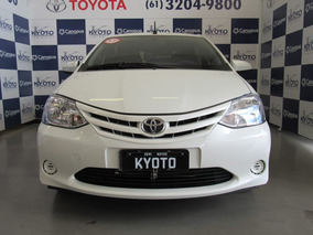 Toyota Etios 1.3 X 16v Automatico 2017
