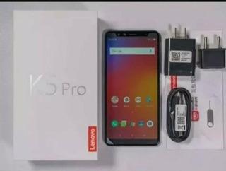 Smartphone Lenovo K5 Pro 6gb Ram E 64gb Memória - Top