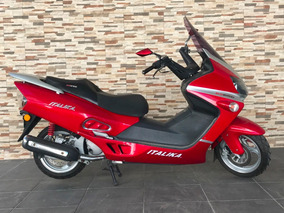 Italika Bs-250 Roja 2008 Impecable 2049 Km
