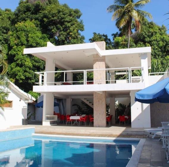 Hostal Casa Grande Choroni/ Puerto Colombia 04243174616