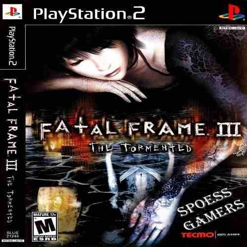 Fatal Frame 3 The Tormented Ps2 Patch ( Terror ) Me