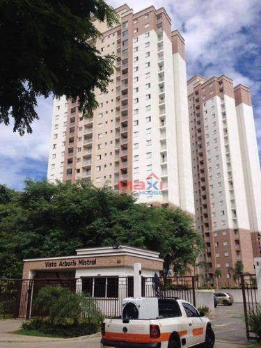 Apartamento Residencial À Venda, Jaguaré, São Paulo. - Ap0841
