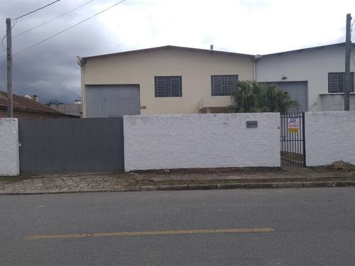 Imagem 1 de 10 de Barracão Comercial - Boneca Do Iguaçu    00892.006