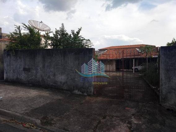 Casa Residencial Para Venda No Jd. Campos Verdes/hortolândia-sp - Ca0136