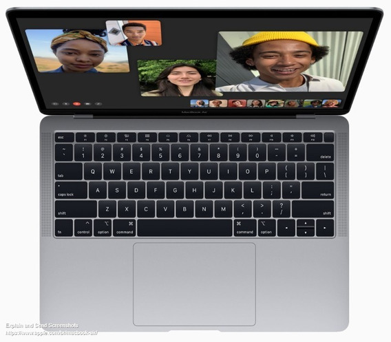 Macbook Air 13 I5 8gb 128ssd 2018 Novo Retina Lacrado Nf