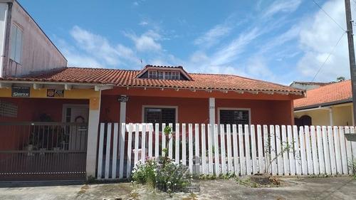 Imagem 1 de 15 de Casa Com Piscina Na Faixa Do Mar Praia De Leste - 2209ip-1
