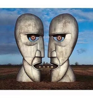 Cd Pink Floyd Division Bell Nacional Take It Back High Hopes