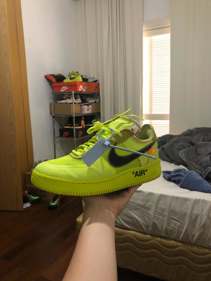 Air Force One Off White Volt