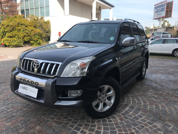 Toyota Land Cruiser 3.0 Prado At