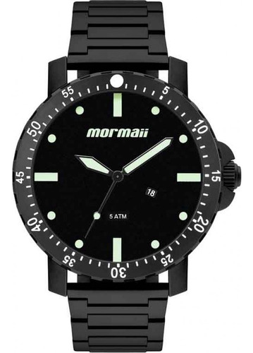 Relógio Mormaii Masculino Urbano Mo2115bh/4p