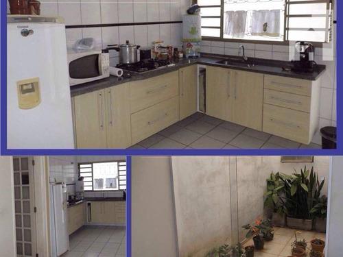 Casa Residencial À Venda, Jardim Regina, Indaiatuba - Ca0518. - Ca0518