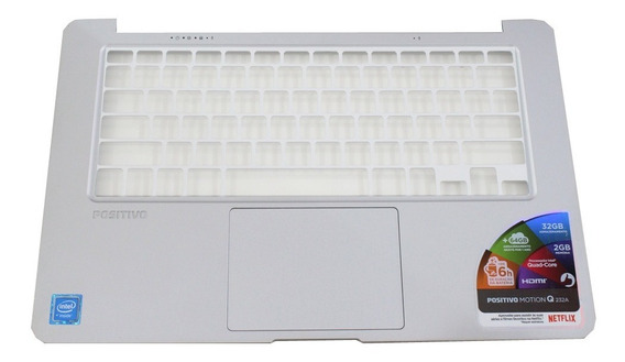 Carcaça Sem/teclado Positivo Motion Q232a