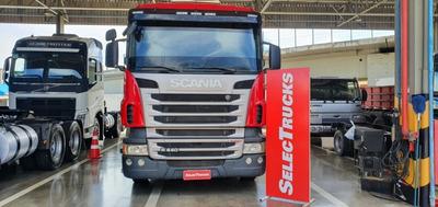Scania R440 6x4 2013 Canelinha Opticruise Selectrucks