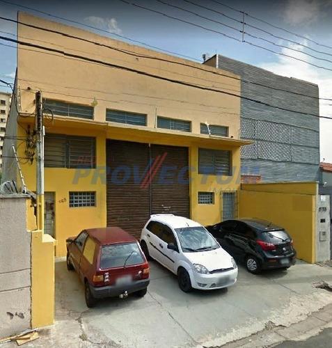 Galpão À Venda Em Vila João Jorge - Ga270186
