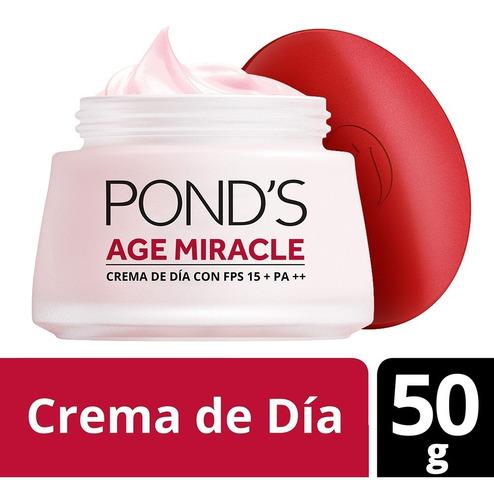 Crema Facial Ponds Age Miracle Dia Spf15 X 50g