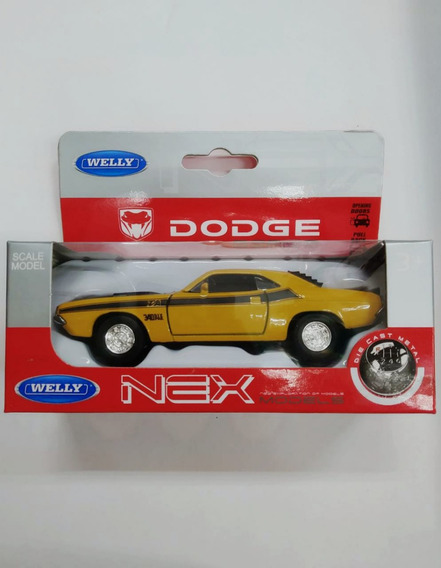 Auto Welly Escala 1:36 Dodge 43663w Distribuidora Lv