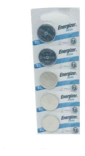 Cr 2032 Energizer Pila Boton 2032 Pack X 20 Pilas