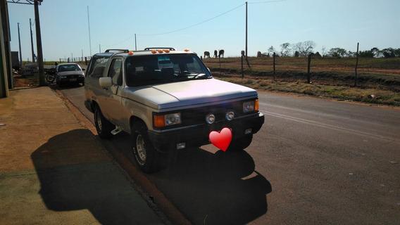 Chevrolet D20 Bonanza Brasinca Passo Fino Diesel Completa 89