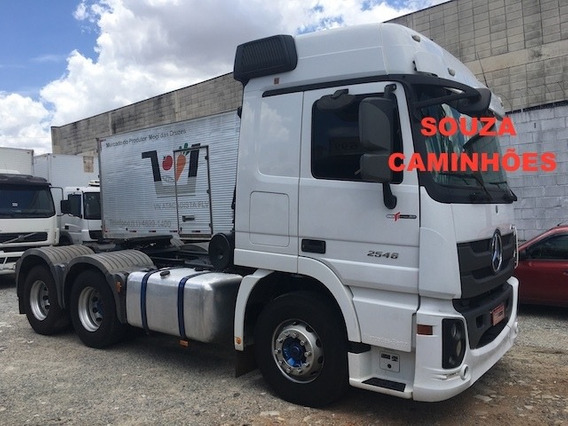 Mb Actros 2546 Ls Ano 2016 Cavalo Mecânico