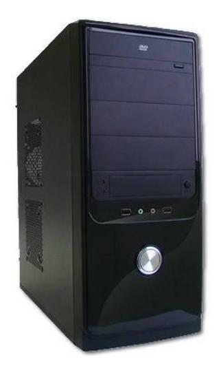 Pc Novo! Intel Celeron 4gb Ddr2 Hd 320gb Win 7