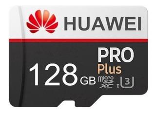 Cartão De Memória Micro Sd Huawei Pro Plus 128 Gb Original