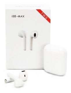 I10 Max Tws Auricular Bluetooth Blanco