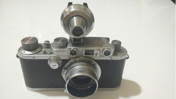 Câmera Fotográfica Antiga Leica - Dbp