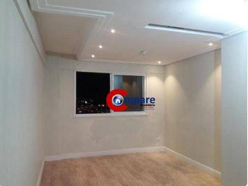 Imagem 1 de 5 de Kitnet À Venda, 25 M² Por R$ 168.000,00 - Centro - Guarulhos/sp - Kn0020