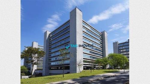 Andar Corporativo Para Alugar, 1800 M² Por R$ 171.000,00/mês - Brooklin - São Paulo/sp - Ac0016