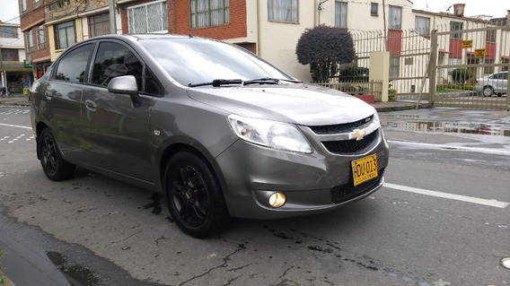 Chevrolet Sail Ltz Full Equipo Mt1400cc 16v 2015