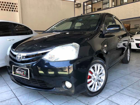 Toyota Etios Sedán 1.5 O Mais Top