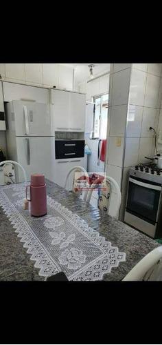 Imagem 1 de 5 de Apartamento Com 2 Dormitórios À Venda, 58 M² Por R$ 300.000 - Vila Independência - São Paulo/sp - Ap12962