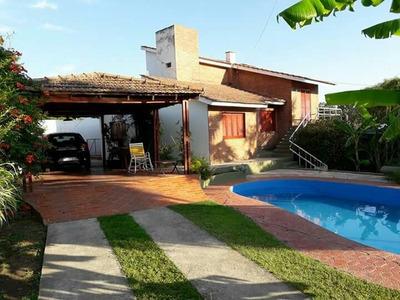 Casa Con Departamento En Villa Carlos Paz - Barrio La Quinta