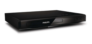 Reproductor De Dvd Philips Dvp2850x/77 Divx Usb 2.0