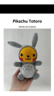 Pikachu Amigurumi by annie-88 on DeviantArt | 320x179