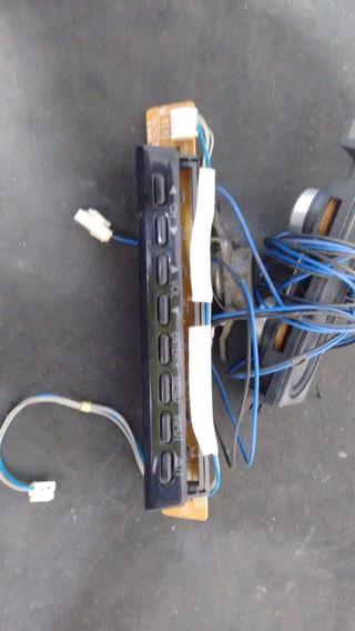 Placa Teclado De Funções Eax38468801(1) Lg42lb9rta