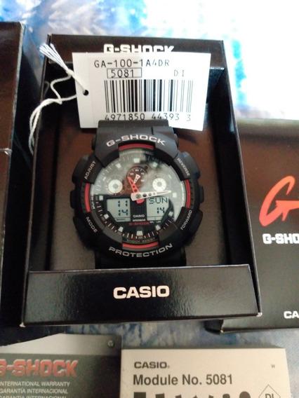 Relógio Casio Gshock Ga-100-1a4dr