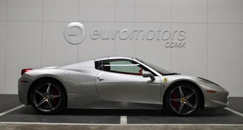 Imagen 1 de 11 de Ferrari 458 Spider 2012